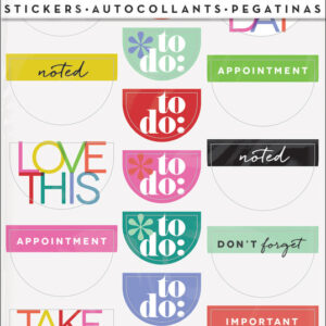 Bright - To Do Stickers2