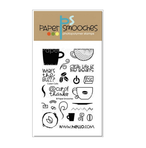 Paper smooches cyber cafe