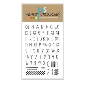 Papersmooches alphadot