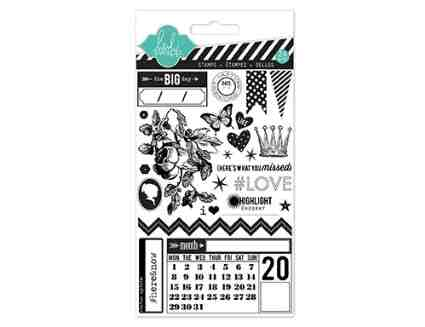 big day clear stamp_