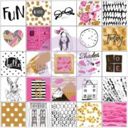 My Prima Planner Stickers – Beauty Fashion – 3