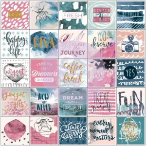 My Prima Planner Stickers - Inspirational - 1