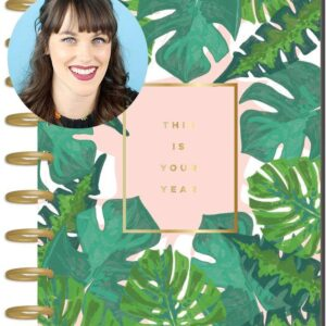 CLASSIC Happy Planner Funky Floral HORIZONTAL